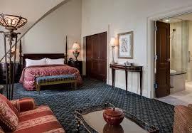 suite house presidential suite king bedroom the battle house renaissance