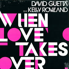 U K Hen Angebote David Guetta Feat Kelly Rowland When Love Takes Over Hitparade Ch