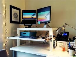 Stand Up Computer Desk Ikea Furniture Wonderful Ikea Corner Computer Desk Cabinet Best Ikea
