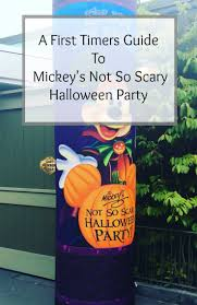 mickey u0027s not so scary halloween party scary halloween halloween