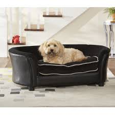 Plush Sofa Bed Ultra Plush Panache Sofa Bed Fits Dogs Up To 65 Pounds