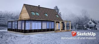 canap sketchup tuto formation complète sur la rénovation d une maison en 3d sous