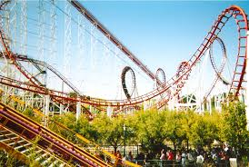 Six Flags Height Viper Six Flags Magic Mountain Wikipedia