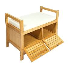 wooden storage bench benches wooden storage bench garden storage