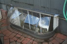 How To Cover Basement Windows by Bubble Window Well Cover Select A Size Window Well Covers