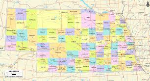 Nebraska Map Nebraskagif Nebraska Ne State Information Us Map Omaha Nebraska