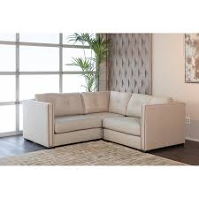 Mini Sectional Sofas 75 Modern Sectional Sofas For Small Spaces 2018