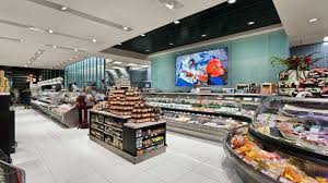 gourmet food shop pusateri s gourmet store by gh a design toronto retail design