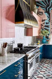 colored cabinets for kitchen 43 best kitchen paint colors ideas for popular kitchen colors