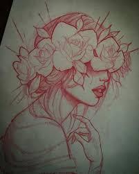 más de 25 ideas increíbles sobre tatuajes de flor tradicionales en