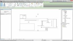 creating 2d plan drawings from 3d models with revit youtube