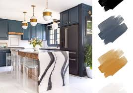 what is a shade of white for kitchen cabinets 6 beautiful kitchen color schemes for every style according