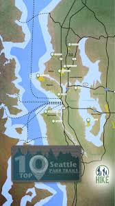 seattle map green lake top 10 seattle park trails best of the northwest best of the