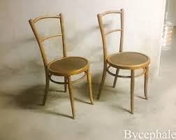 Bentwood Bistro Chair Bistro Chairs Etsy