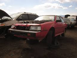mitsubishi cordia junkyard find what the hell is a cordia turbo the truth about cars