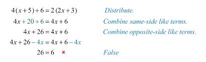 solving linear equations part ii