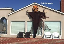 home halloween decor hermosa beach houses displaying top halloween decorations
