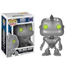 funko pop movies iron giant robot vinyl figure clearance