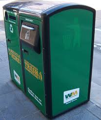 about program waste management single stream recycling