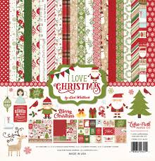 christmas collections collections echo park paper co i christmas