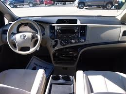 2011 Toyota Sienna Interior An Impressive 2011 Toyota Sienna With 74 482 Miles Boston New