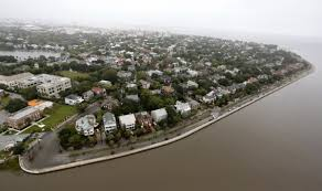 Charleston Flood Map When A City Stops Arguing About Climate Change And Starts Planning