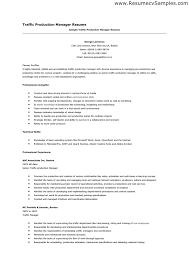 Production Supervisor Job Description For Resume by Production Director Job Description Production Job Description