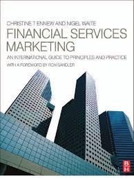 lexus financial visa pursuits christine ennew nigel waite financial services marketing an