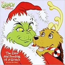 care feeding grinch pictureback bonnie worth