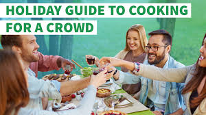thanksgiving for a crowd your price and portion holiday guide to cooking for a crowd