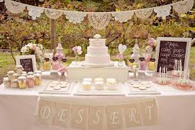 how to make a buffet table the sweetest dessert buffet hints on how to create it modern