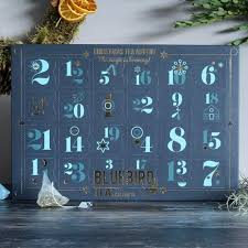 advent calendar luxury tea advent calendar bluebird tea co