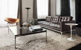 florence knoll relaxed sofa hivemodern com