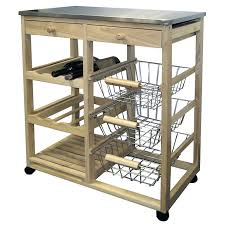 Drop Leaf Kitchen Cart by Kitchen Island Carts And Microwave Carts Organize It