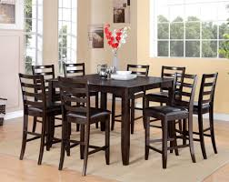 counter height dining room table sets dining room modern counter height dining table beautiful counter