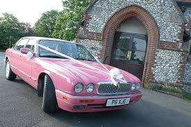 pink luxury cars pink xj executive wedding cars wedding car hire in plymouth