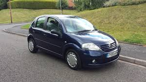 used citroen c3 sx 1 4 cars for sale motors co uk