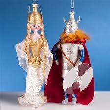 de carlini viking ornaments italian ornaments