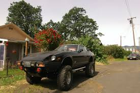 nissan datsun hatchback 1981 datsun nissan 280zx custom 4x4 hatchback 1 jpg 1300 867