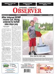 quesnel cariboo observer june 19 2013 by black press issuu