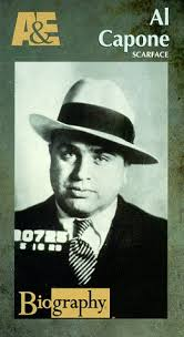 Al Capone Coloring Pages Baby Biography Al Capone Scarface Vhs Biography Al