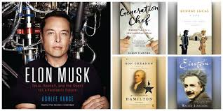 biography book elon musk 5 thrilling biographies to add to your audible checkout from the
