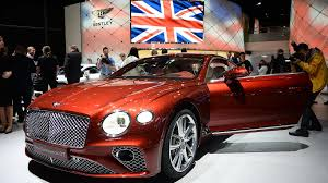 bentley supercar 2017 the fastest supercars at frankfurt 2017 motoring research