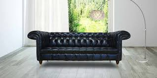 chesterfield sofa leather warwick 3 seater chesterfield sofa settee designersofas4u