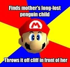 Mario Memes - it s a meme mario