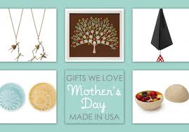 Gifts For Mom by Unique Gifts For Mother U0027s Day All Made In The United States