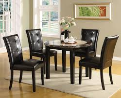 5 piece dining room sets atlas round 5 piece dining table set andrew u0027s furniture and mattress
