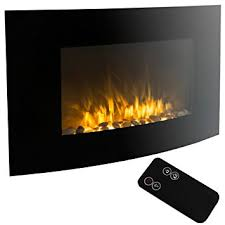 Realistic Electric Fireplace Insert by Amazon Com Xtremepowerus Wall Mount Electrical Fireplace Insert