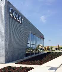 audi headquarters audi u2013 lafayette la mouton long turner architects