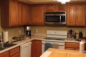Kitchen Colors With Oak Cabinets Pictures - best colors to go with oak cabinets my home design journey
